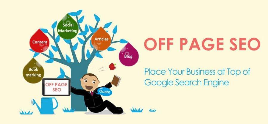 การทำ Off-page SEO ให้กับเว็บไซต์